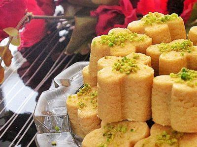 طرز تهیه شیرینی نخودچی خانگی
